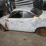 """VW Karmann Ghia te koop """"the Ugly sister """""""