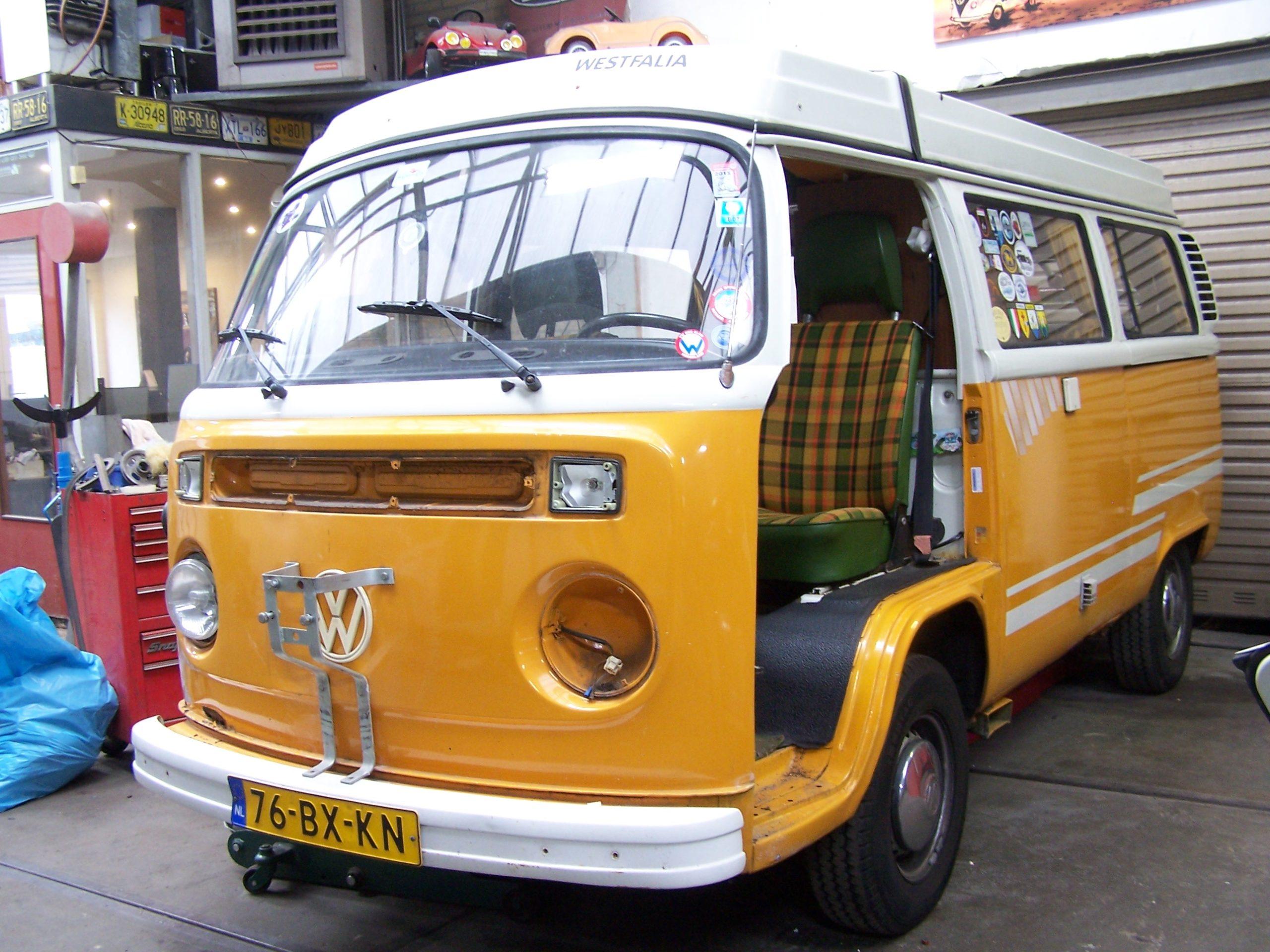 VW T2B Westaflia